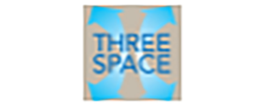 three space